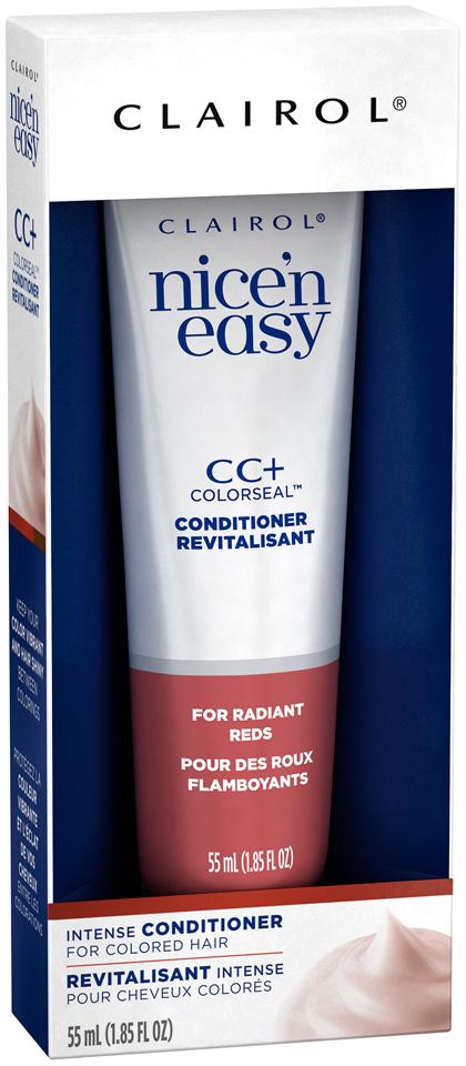 Clairol CC Plus ColorSeal Conditioner Radiant Reds 55 ml