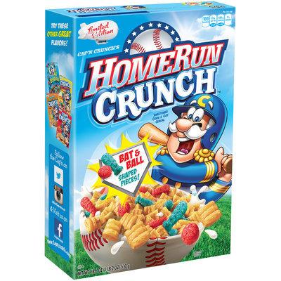 Cap'n Crunch's HomeRun Crunch™ Cereal 18.6 oz. Box