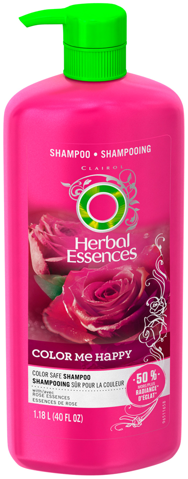 Color Treated Herbal Essences Color Me Happy Color Safe Shampoo