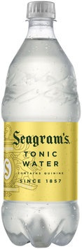 Seagram's Tonic Water 1L Plastic Botle