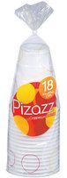 Pizazz Premium Plastic 16 Fl Oz Cups 18 Ct