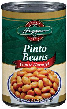 Haggen Pinto Beans 15 Oz Can