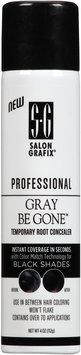 Salon Grafix® Professional Grey Be Gone™ Black Shades 4 oz. Aerosol Can