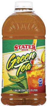 Stater Bros. Green W/Ginseng & Honey Tea 1 Gal Jug