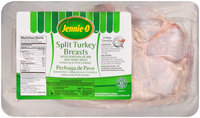 Jennie-O™ Split Turkey Breasts with Portion of Rib and Wing Meat