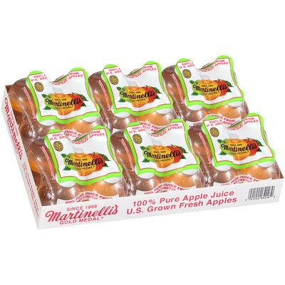 Martinelli's Gold Medal® 100% Pure Apple Juice 6-40 fl. oz. Packs