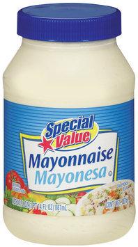 Special Value Mayonnaise 30 oz.