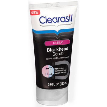 Clearasil® Ultra™ Blackhead Scrub Acne Medication 5.0 fl. oz. Tube