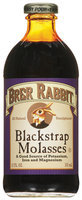 Brer Rabbit Blackstrap Unsulphured Molasses 12 Fl Oz Glass Bottle