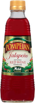 Pompeian® Jalapeno Infused Red Wine Vinegar 16 fl. oz. Bottle