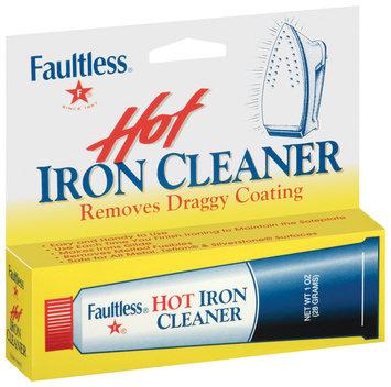 Faultless Hot Iron Cleaner 1 Oz Peg