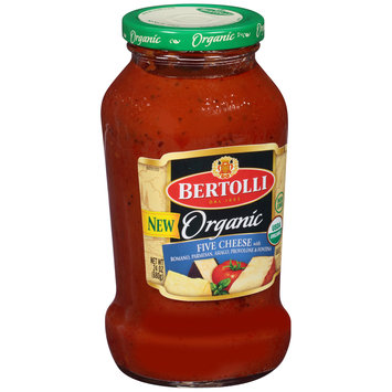 Bertolli® Organic Five Cheese Sauce 24 oz. Jar