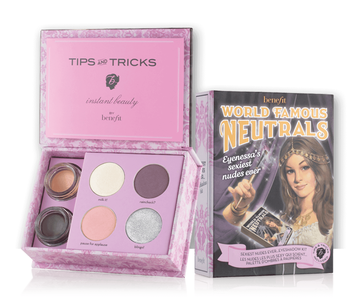 Benefit Cosmetics Sexiest Nudes Ever World Famous Neutrals Kit