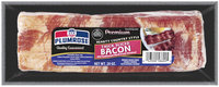 Plumrose Premium Thick Sliced Hearty Country Style Bacon 20 Oz Pack