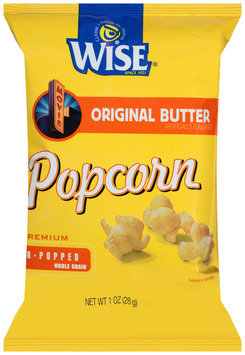 Wise® Original Butter Popcorn 1 oz. Bag