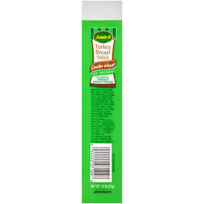 Jennie-O® Smoke House Turkey Breast Stick .75 oz Wrapper