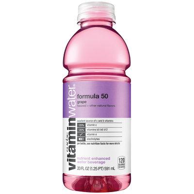 vitaminwater Formula 50