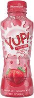 YUP!® Strawberry Milk 14 fl. oz. Bottle