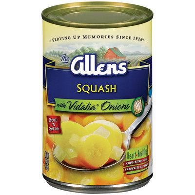 The Allens W/Vidalia Onions Squash 14.5 Oz Can