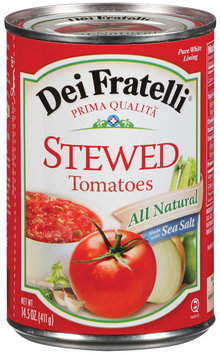 Dei Fratelli Stewed Tomatoes 14.5 Oz Can