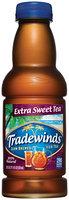 Tradewinds Extra Sweet Tea 20 fl. oz. Plastic Bottle