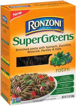 Ronzoni® SuperGreens™ Rotini 12 oz. Box