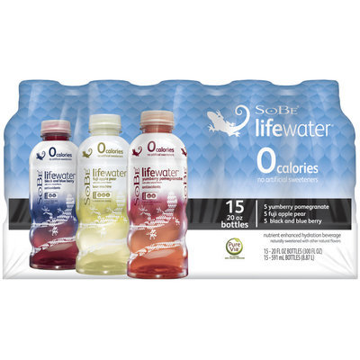 SoBe® LifeWater® 0 Calorie Variety Pack