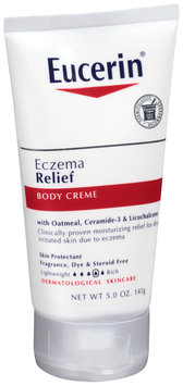 Eucerin® Eczema Relief Body Creme First Aid 5.0 oz. Tube