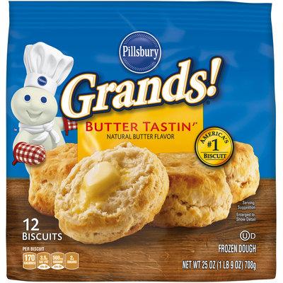 Pillsbury Grands!® Butter Tastin'® Biscuits 12 ct Bag