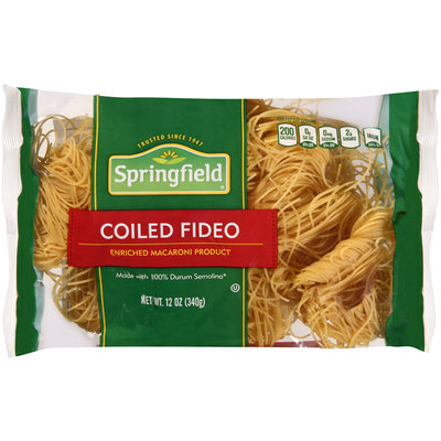 Springfield® Coiled Fideo 12 oz. Bag
