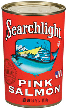 Searchlight Fancy Wild Alaskan Pink Salmon 14.75 Oz Can