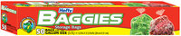 Hefty® Storage Bags With Ties Gallon Size 50 ct Box