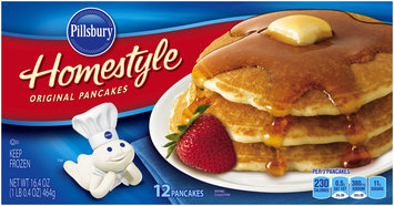 Pillsbury® Homestyle Original Pancakes 12 ct Box