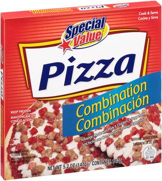 Special Value® Combination Pizza 5.2 oz. Box