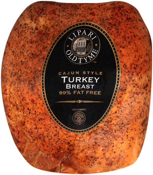 Lipari Old Tyme Cajun Style Turkey Breast