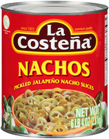 La Costena® Pickled Jalapeno Nacho Slices