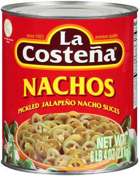 La Costena® Pickled Jalapeno Nacho Slices