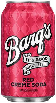 Barq's Red Creme Soda 12 fl oz Can