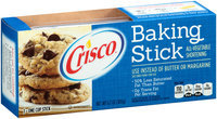 Crisco® Baking Stick All-Vegetable Shortening 6.75 oz. Box
