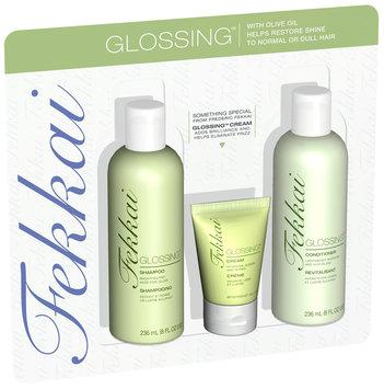 Fekkai Glossing Hair Care Kit Carded Pack