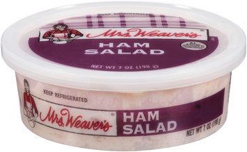 Mrs. Weaver's® Ham Salad 7 oz. Tub