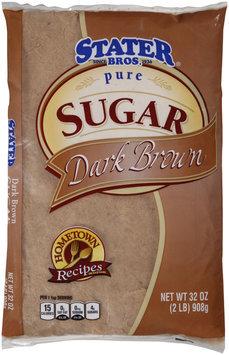 Stater Bros.® Pure Dark Brown Sugar 32 oz. Pack