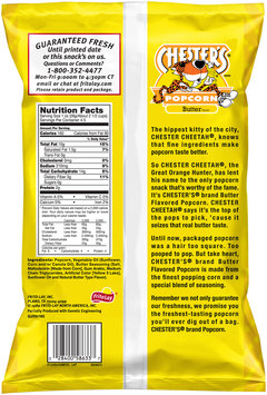 Chester's® Butter Popcorn $2 Prepriced 4.5 oz. Bag