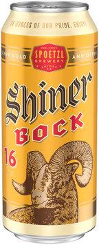 Shiner® Bock Beer 16 fl. oz. Can