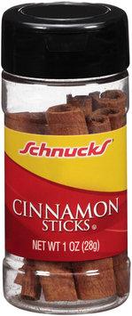 Schnucks® Cinnamon Sticks 1 oz. Shaker