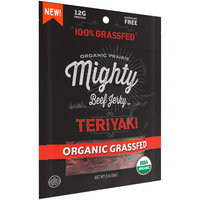 Organic Prairie® Organic Teriyaki Mighty Beef Jerky™ 2 oz.