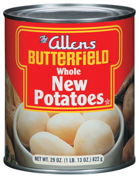 The Allens Butterfield New Whole Potatoes 29 Oz Can