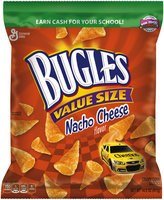 Bugles® Nacho Cheese Flavor Crispy Corn Snacks