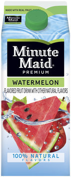 Minute Maid® Watermelon Fruit Drink 59 fl. oz. Carton