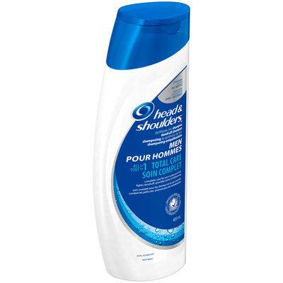 Total Care Head and Shoulders Total Care All-in-1 Anti-Dandruff Shampoo + Conditioner for Men13.5 Fl Oz